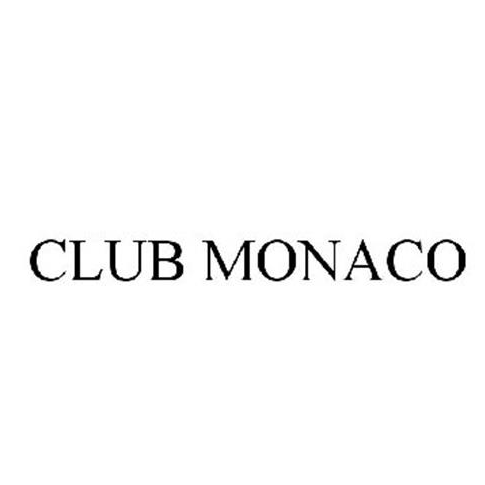 Club Monaco coupons and codes