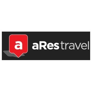 aRes Travel logo